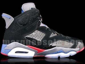 """05a3c79c2ec4ff Air Jordan 6 Retro """"Detroit Pistons"""""""